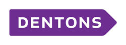 DLO office moving experts - Dentons logo