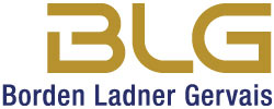 DLO office moving experts - BLG logo