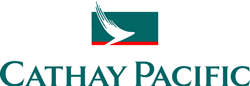 DLO office moving experts - cathay pacific logo
